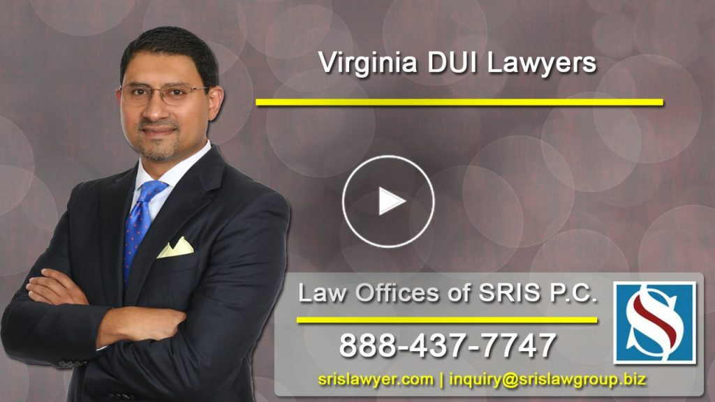 DUI Virginia Drunk Driving Laws