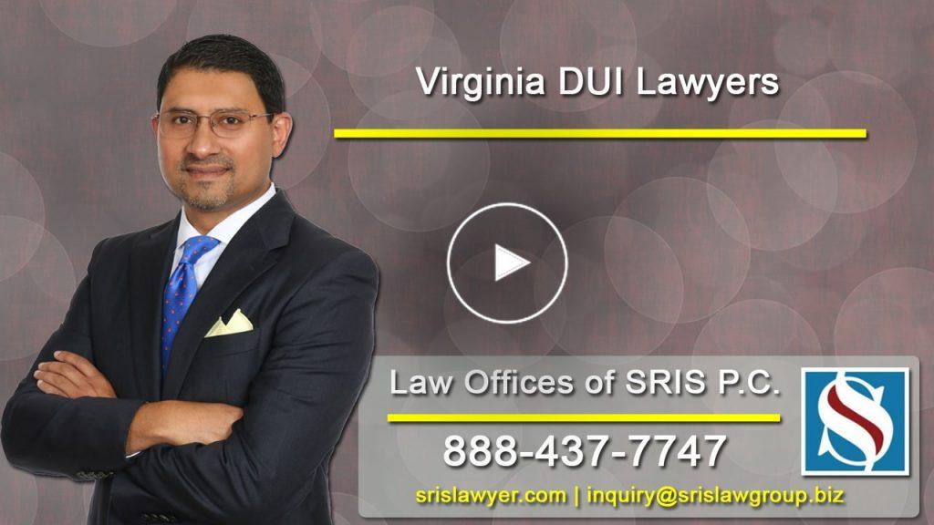 DUI Virginia Drunk Driving Laws