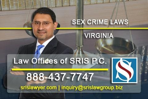 Sex Crime Laws