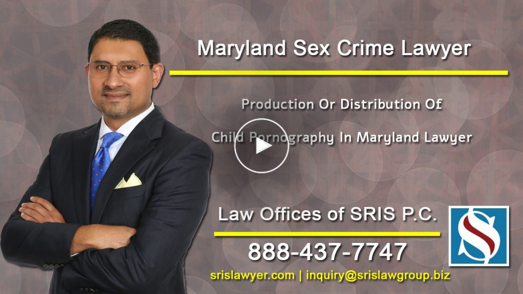 Production Distribution CP MD Lawyer