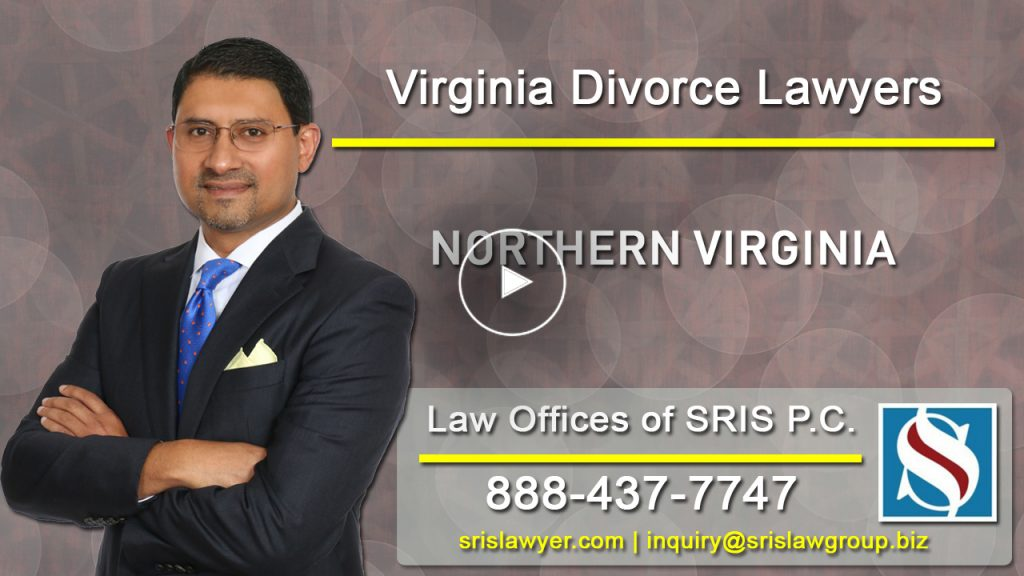 VA Divorce Lawyer Northern VA