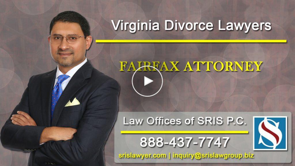 Virginia Divorce Laws Lawyer Fairfax