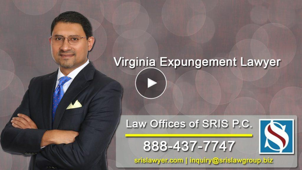 Virginia Expungement Lawyer