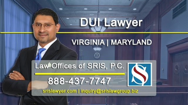 Virginia - Maryland DUI Laws