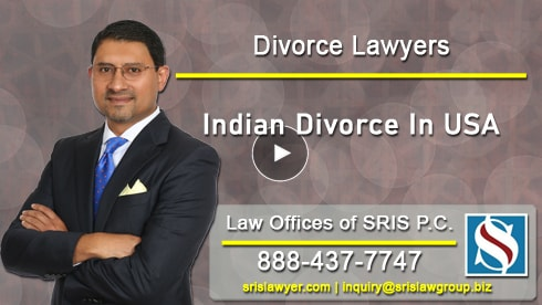 Indian Divorce In USA Lawyer