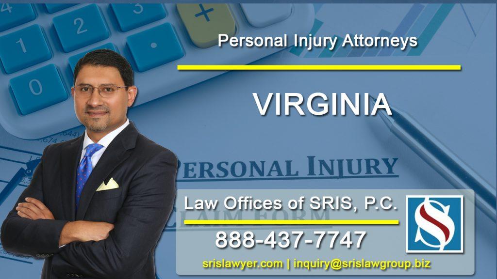 Personal Injury Attorney Virginia