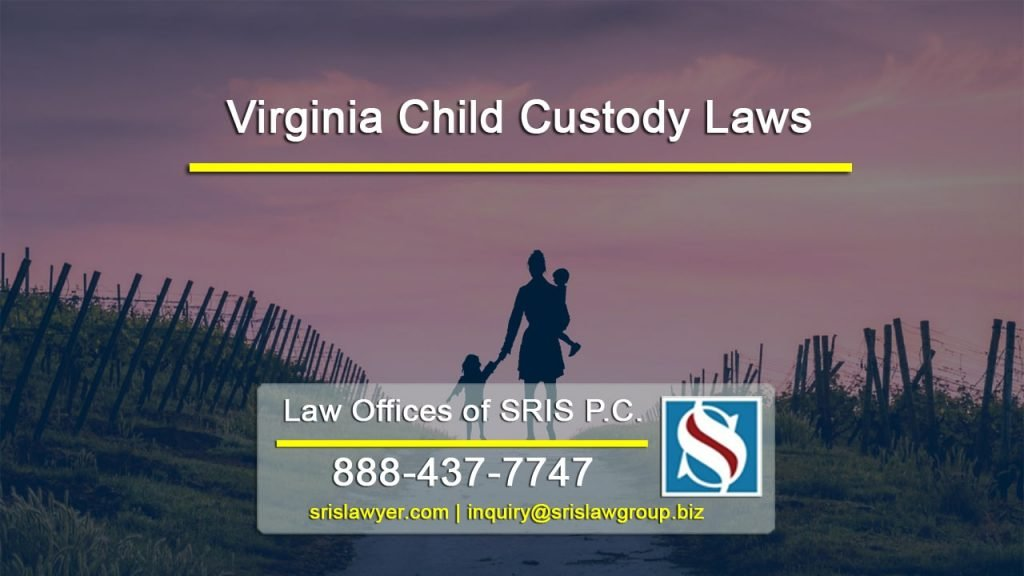 Virginia Child Custody Lawyers