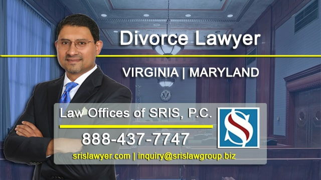 VA - MD Divorce Lawyer