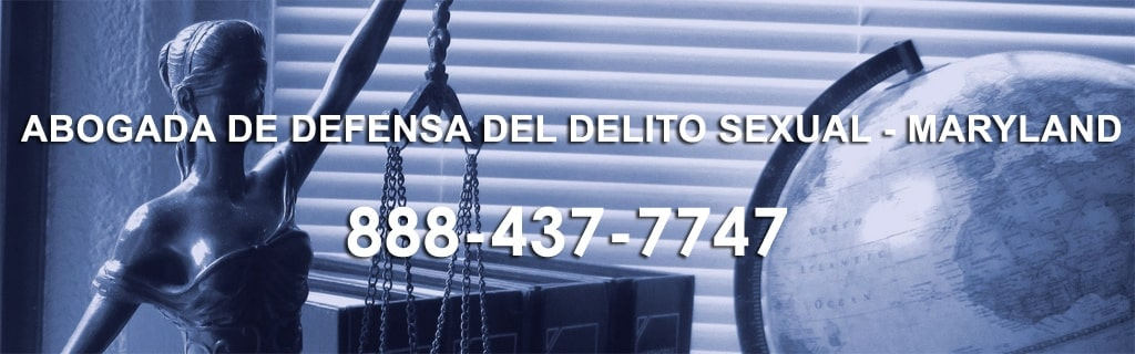 MD Sex crimes Lawyer