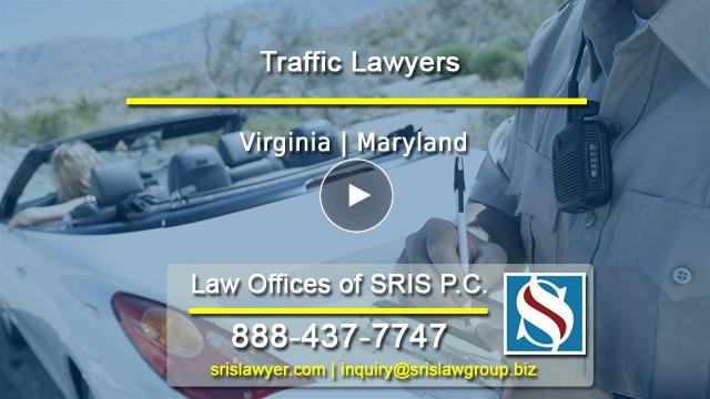 Traffic Lawyers VA MD