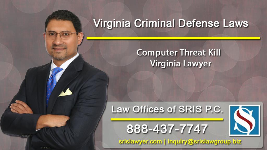 Computer Threat Kill Virginia