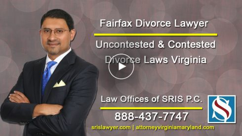 Fairfax Divorce Lawyer