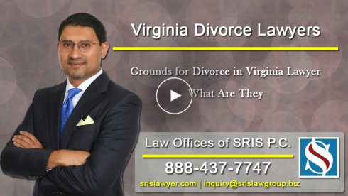 Grounds for Divorce Virginia Lawyer