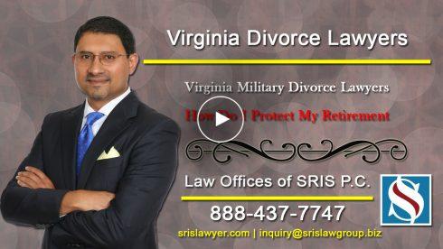 VA Military Divorce Lawyers