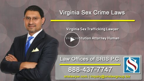 VA Sex Trafficking Lawyer VA Prostitution Attorney Human