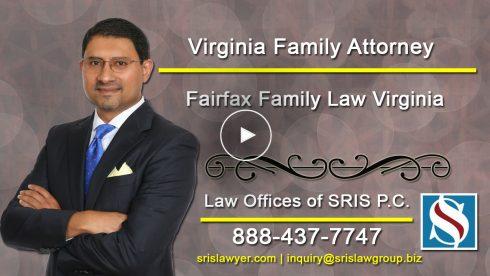 Virginia Family Law Attorney Fairfax VA