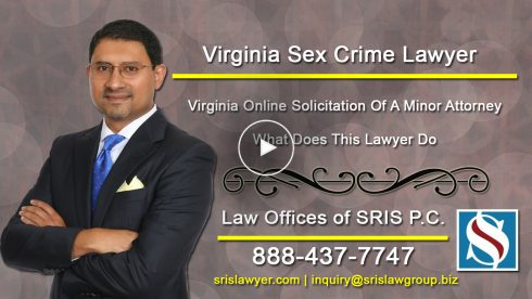 Virginia Online Solicitation Of A Minor Attorney What Does This Lawyer Do